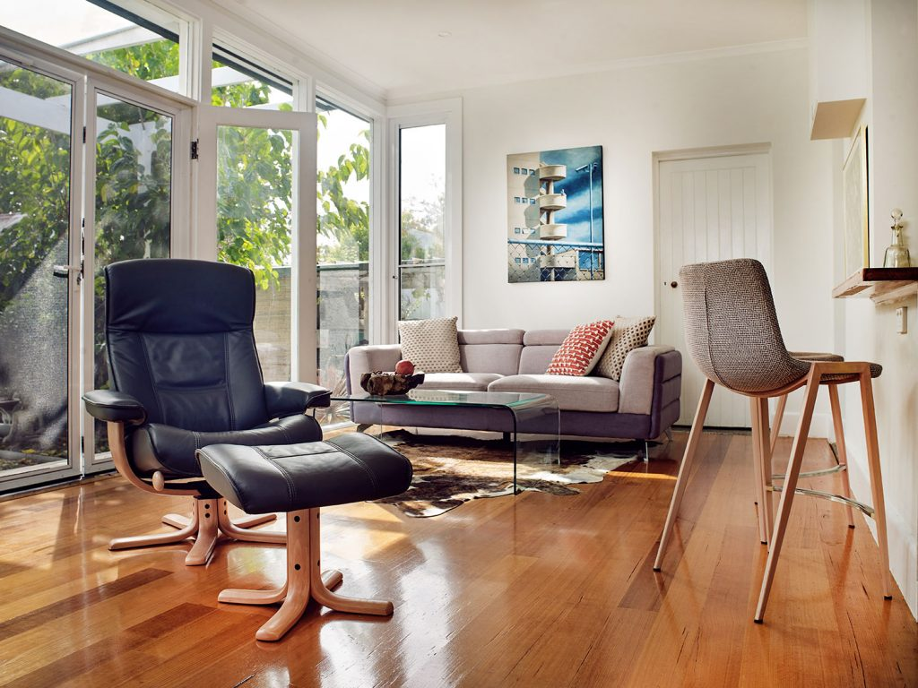 IMG Nordic 91 Recliner – Centrepiece to a New Benalla Sunroom