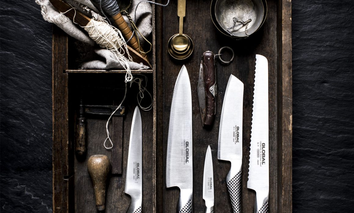 Knife Care by Global