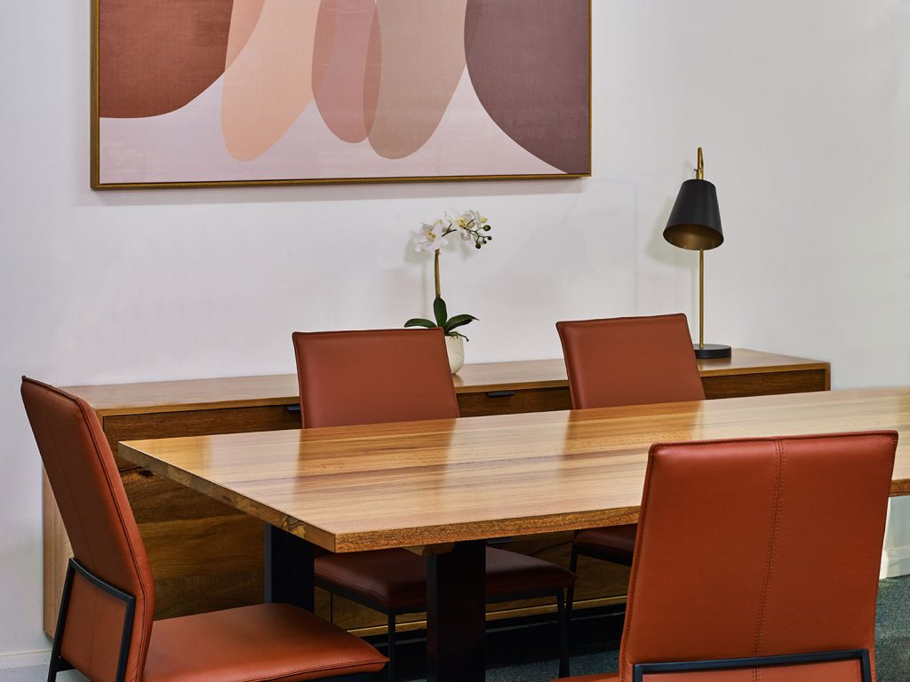 Sustainable Australian Timber Dining Settings