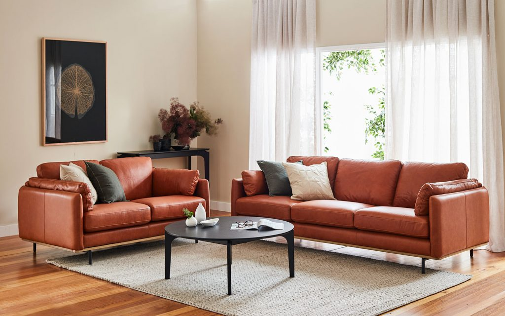 Mid-century Modern appeal at Stolz